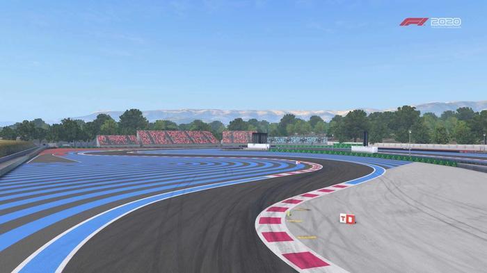 F1 2020 France turn 3 Y