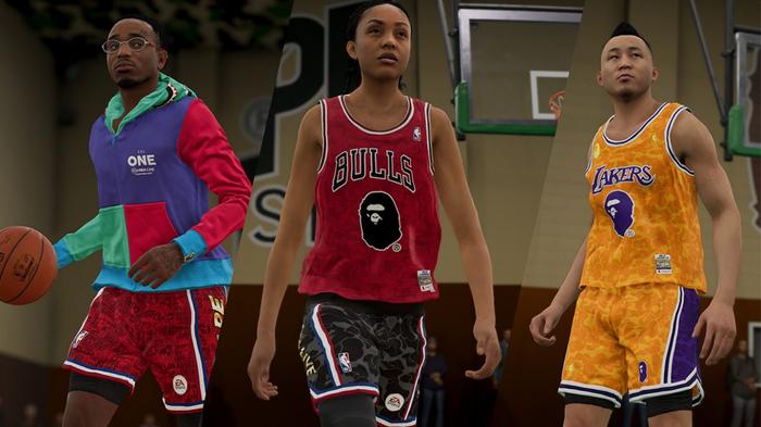 NBA Live 22 Release Date Next Gen EA Play Trial Trailer