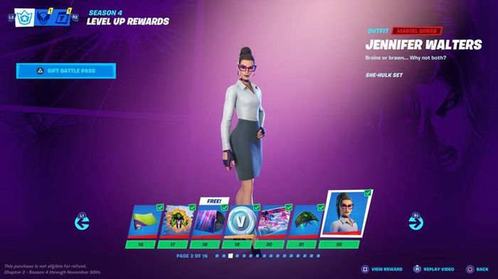 Here Are All The 'Fortnite' Chapter 2, Season 4 Battle Pass Skins And Their  Special Powers