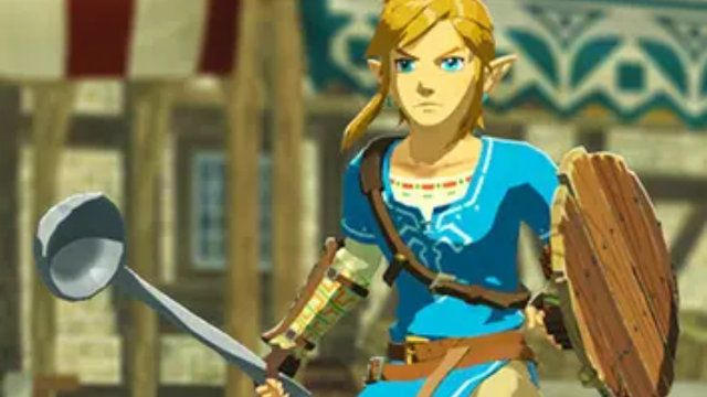Hyrule Warriors Age of Calamity microtransactions Lucky Ladle