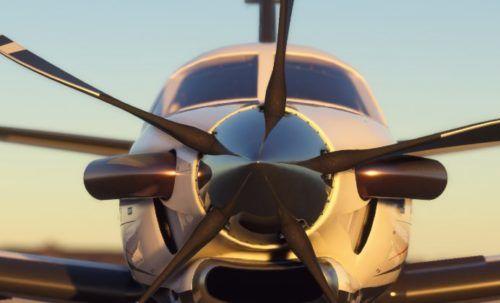 microsoft flight simulator mod 1