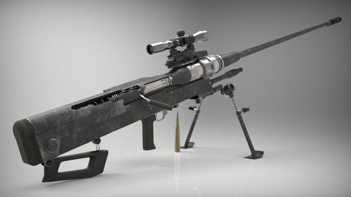 Call of Duty Black Ops Cold War Season Two Leak Sniper Rifle