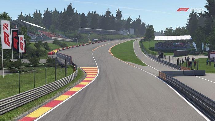 F1 2020 Belgian GP Spa Turns 2 5 Eau Rouge Raidillon
