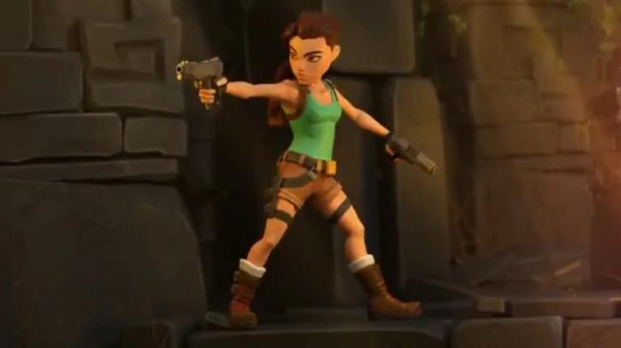 tomb raider reloaded sends lara croft treasure hunting on mobile devices in 2021 feature