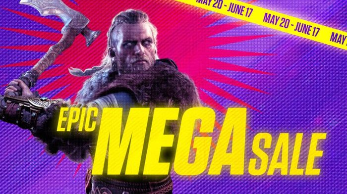 Epic Games Store Mystery Game Mega Sale