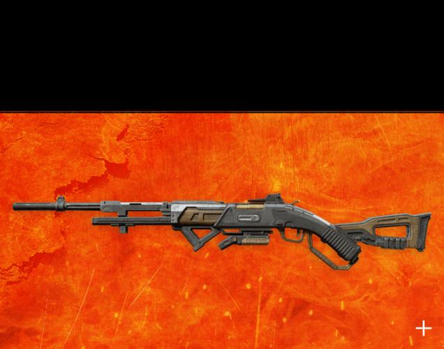 Apex Legends Season 8 Mayhem 30-30 Repeater Lever Action Rifle