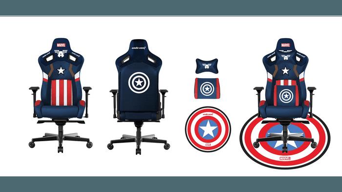 Anda Seat Marvel Captain America Gaming Chair