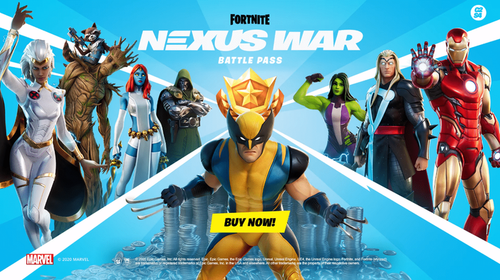 First look at the Fortnite Season 4 Battle Pass | Fortnite INTEL
