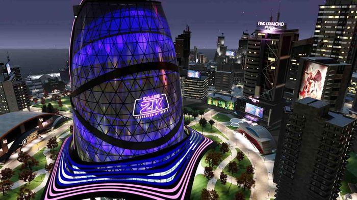 nba 2k21 the city event center