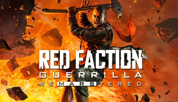 red faction guerrilla remastered key art