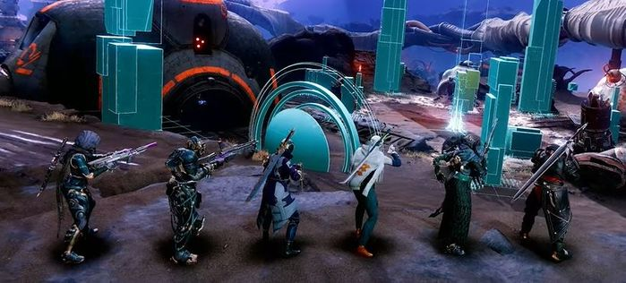 Destiny 2 Season 14 New Activities and Missions Six Player Multiplayer