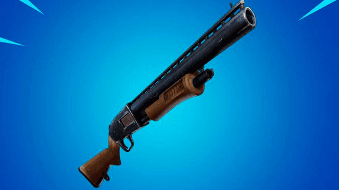 Fortnite Season 6 Weapon Changes Pump