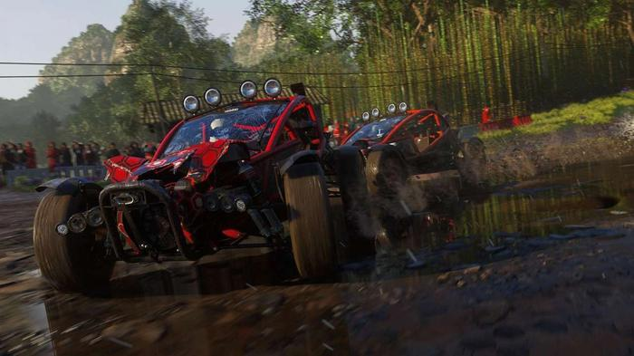 Dirt 5 Debuts First Xbox Series S Gameplay - GameSpot