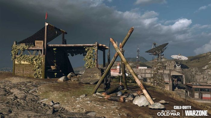 Warzone 80s Action Heroes Challenges Survival Camps
