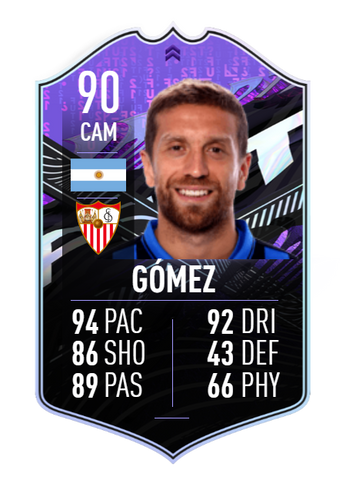 alejandro gomez fifa 21 ultimate team what if