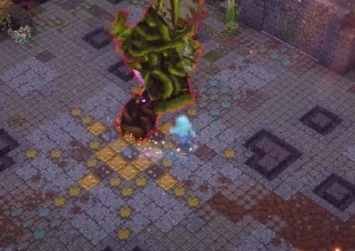 Minecraft Dungeons Jungle Awakens Boss Guide Jungle Abomination 1