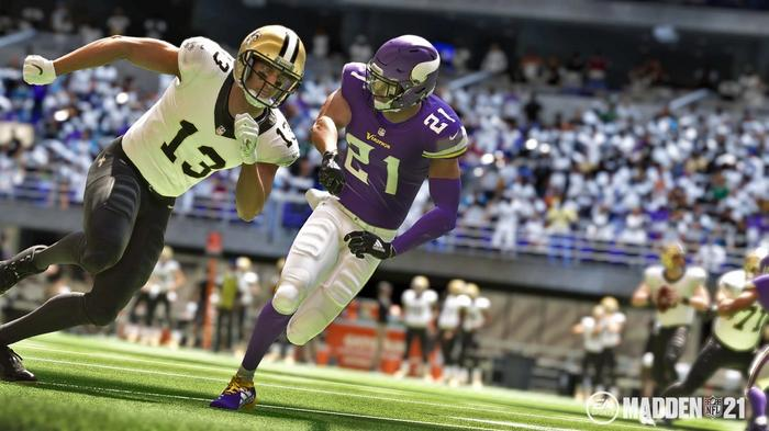 madden 21 top receivers feature