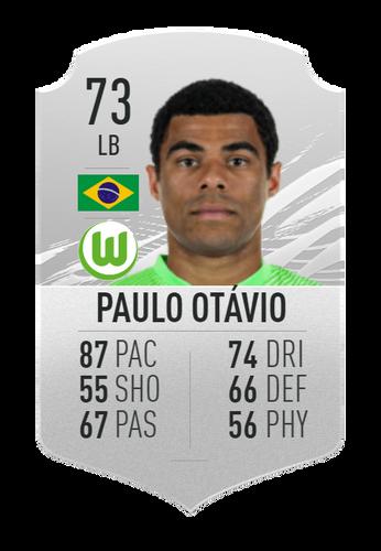 paulo otavio fifa 21 ultimate team