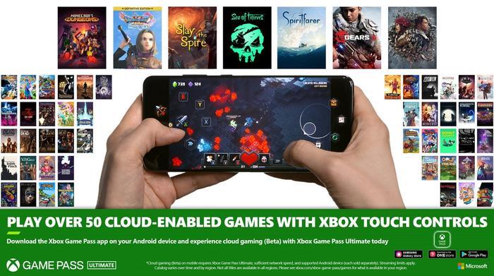 Xbox News Today GamePass Cloud Beta