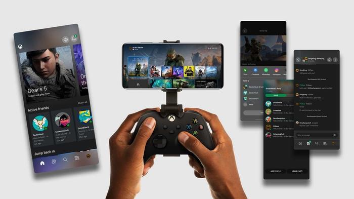 Xbox app min