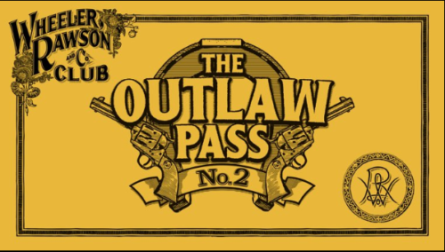 outlaw pass no2 read dead