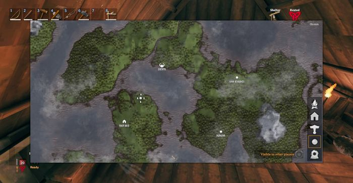 Valheim Tips Map Markers