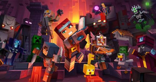 When Does Minecraft Dungeons Release