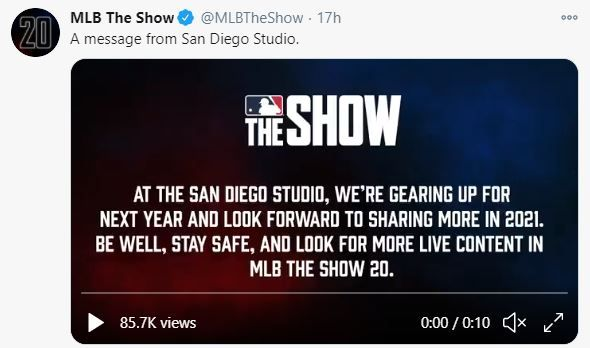 MLB the show 21 1
