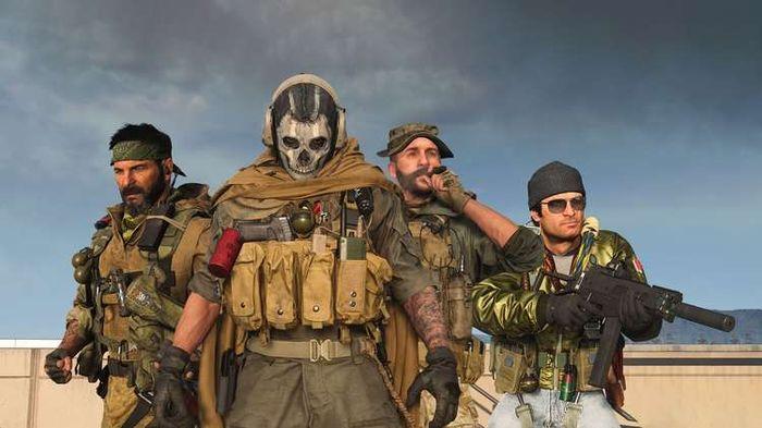 Warzone characters