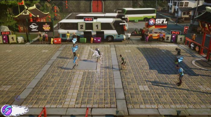 street power football gameplay screenshot min