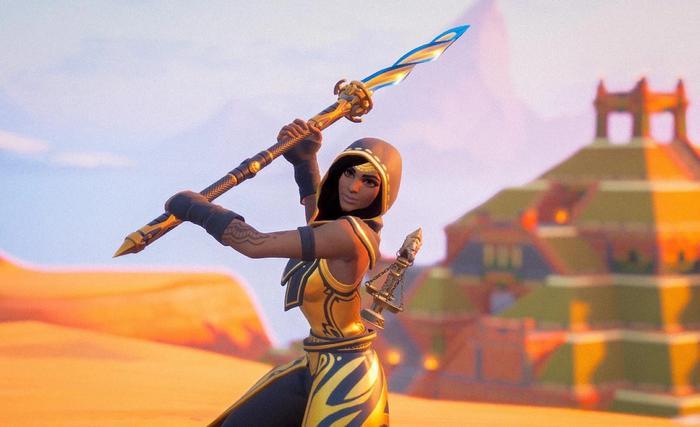 Fortnite Season 8 Egypt