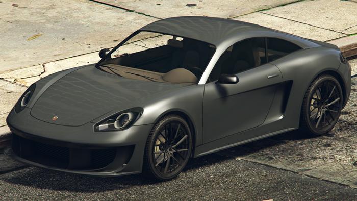 GTA Online Los Santos Tuners New Cars Pfister Growler