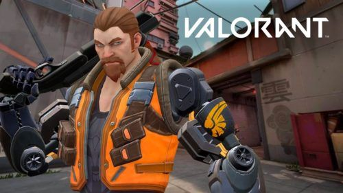 valorant how to get a kill