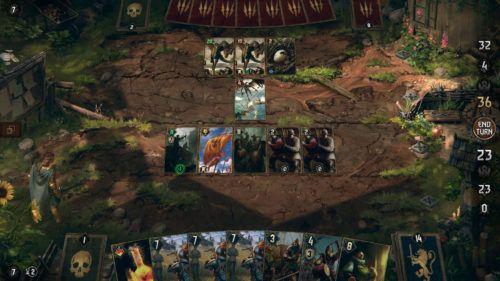 Card game Thronebreaker