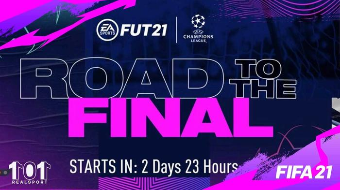 FIFA 21 Road to the Final Release Date Packs SBC Objectives Upgrades