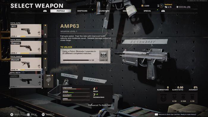 amp 63, warzone