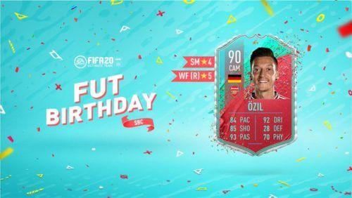 ozil sbc fut birthday