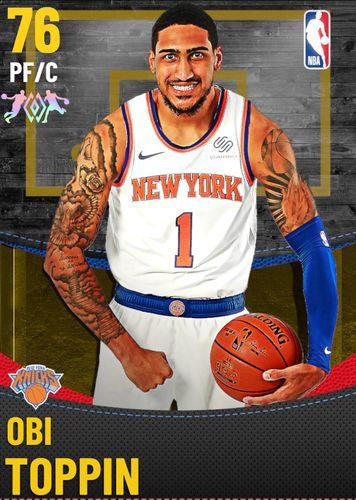 NBA 2K21 MyTEAM Galaxy Opal Tournament