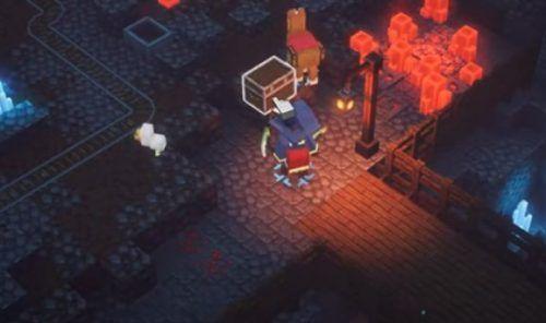 MInecraft Dungeons Redstone Mines Secrets 1 1