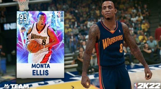 Monta Ellis in NBA 2K22