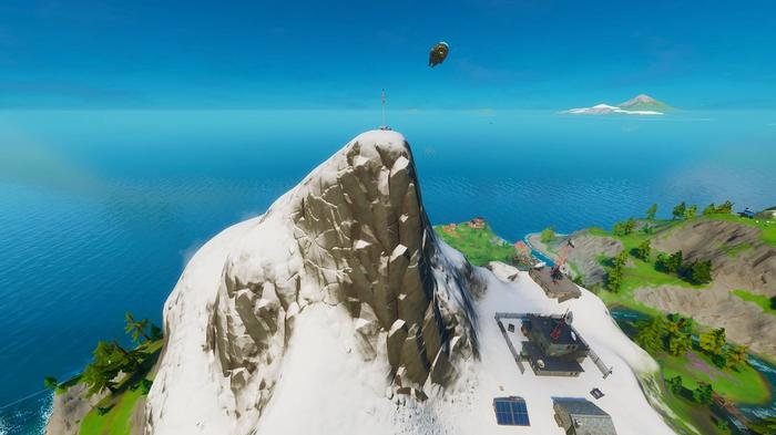 Fortnite: land at Lockie's Lighthouse, Apres Ski, and Mount Kay guide |  PCGamesN