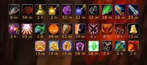 WoW Classic World Buffs Consumables