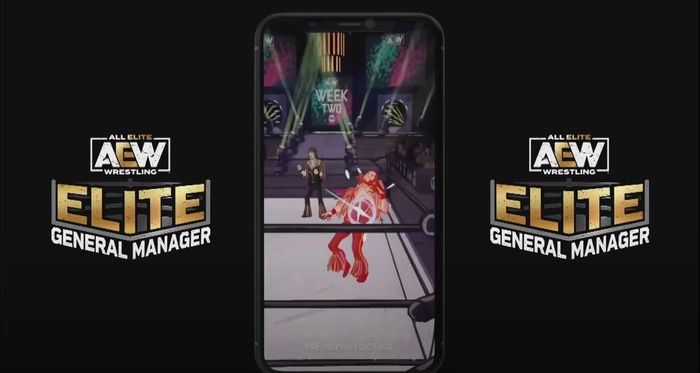 AEW Elite General Manager Gameplay