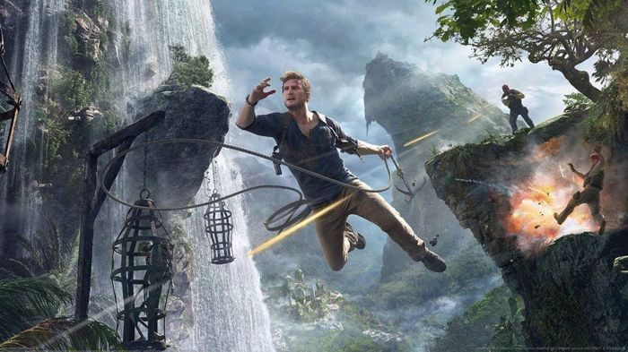 PS Plus free games Uncharted
