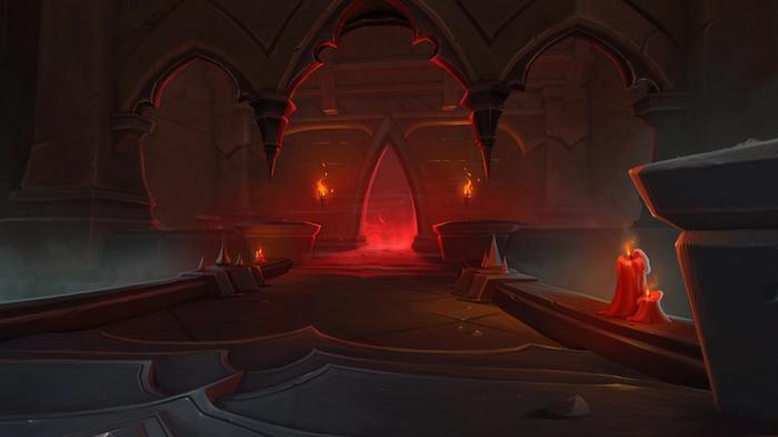 WoW Shadowlands Mythic Dungeons Keystone Great Vault Gear