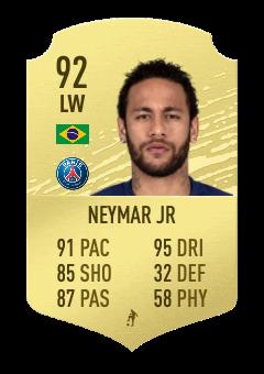neymar jr custom 2