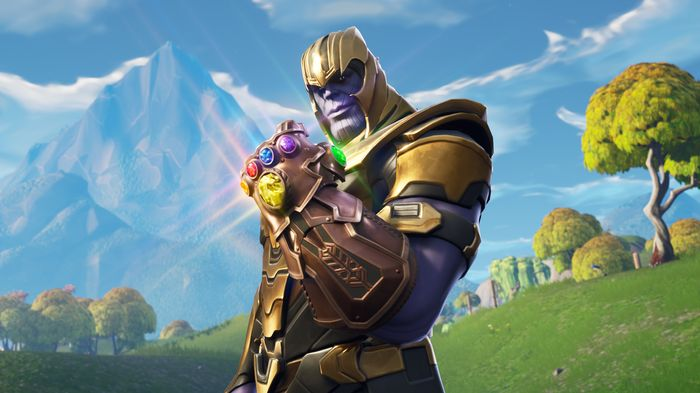 Fortnite, Thanos Cup