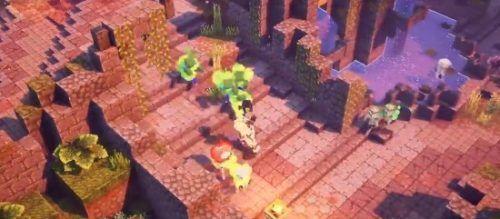 Minecraft Dungeons Jungle Awakens 4