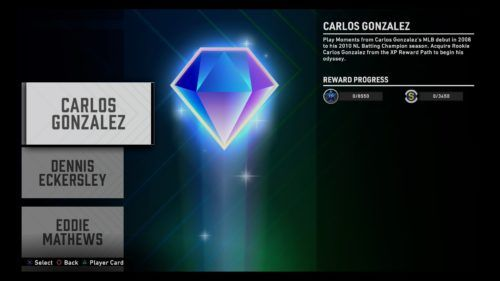Evolution in MLB The Show 20