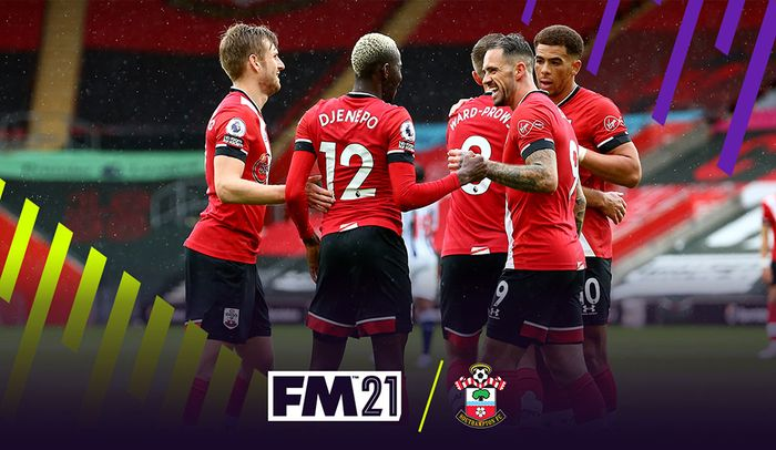 OH WHEN THE SAINTS - A Southampton edition of the game was available last year